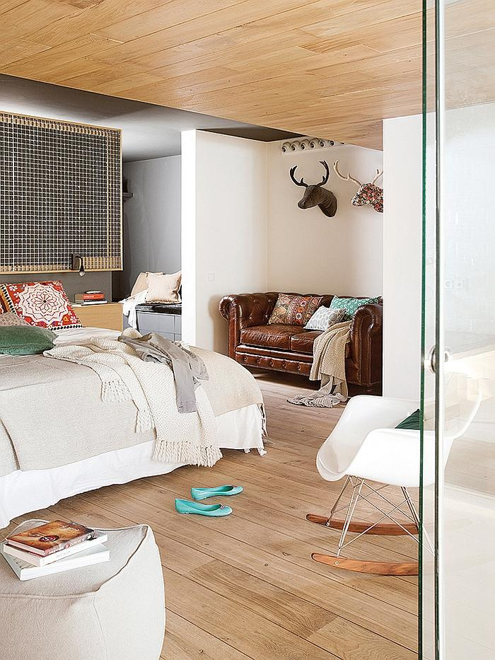 Interior Design of Industrial Loft located in Barcelona ...