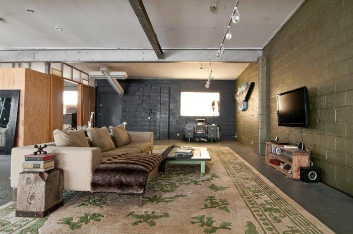 Raw Elegance And Industrial Interior Touches In Utah