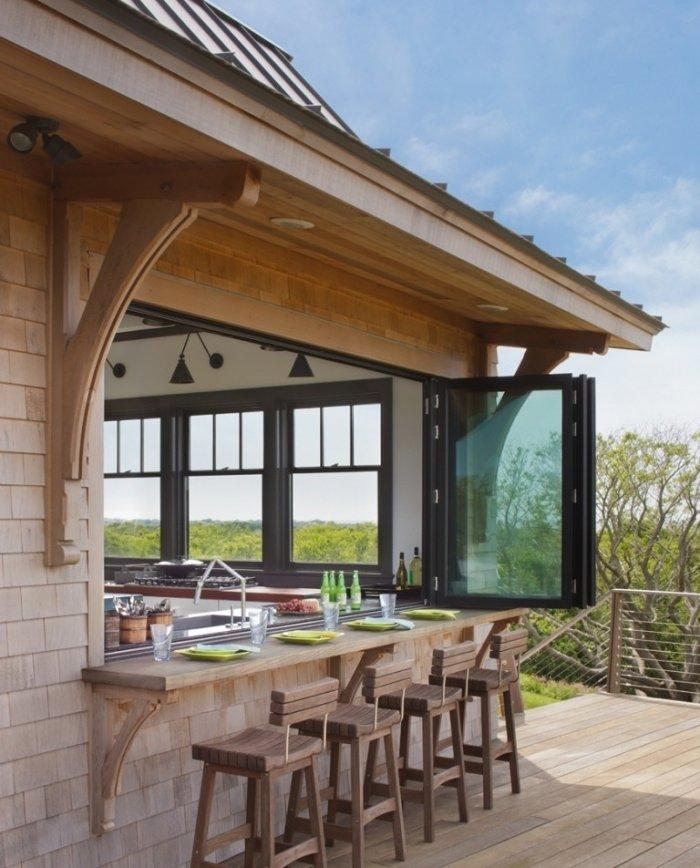 Design Ideas To Open A Kitchen To The Outdoors