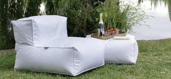 Puff Furniture The Essential Element In A Modern Home