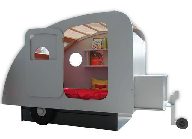 Tent caravana for children that can be placed in your home