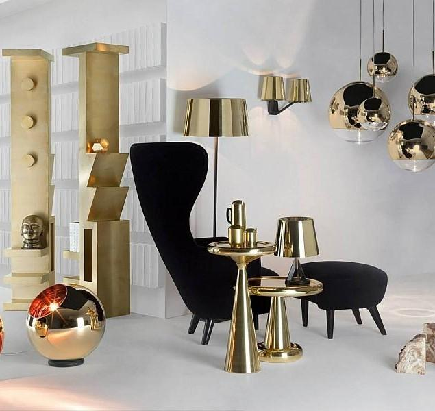 Contemporary Concept for British Gentleman's Club by Tom Dixon