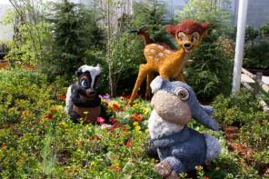 Cartoon Characters as Lovely Garden Art Scupltures