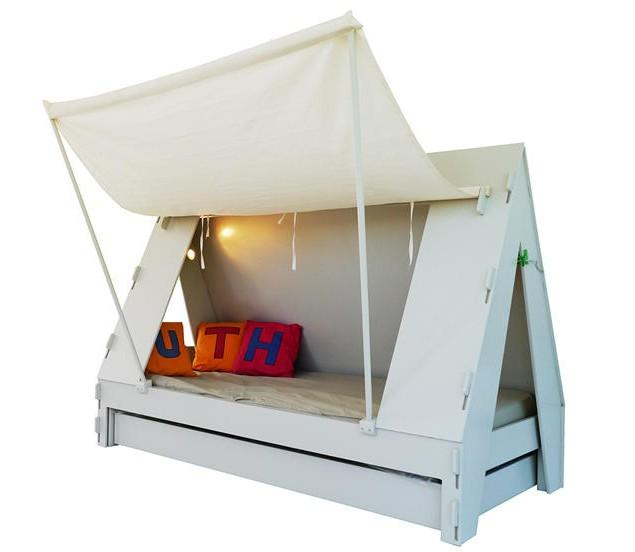 creative Kid's Room Ideas with Tent Caravans
