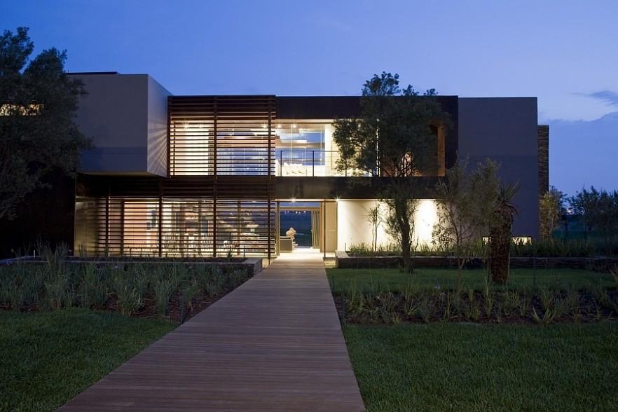 Luxurious Contemporary Architecture And Interior Design
