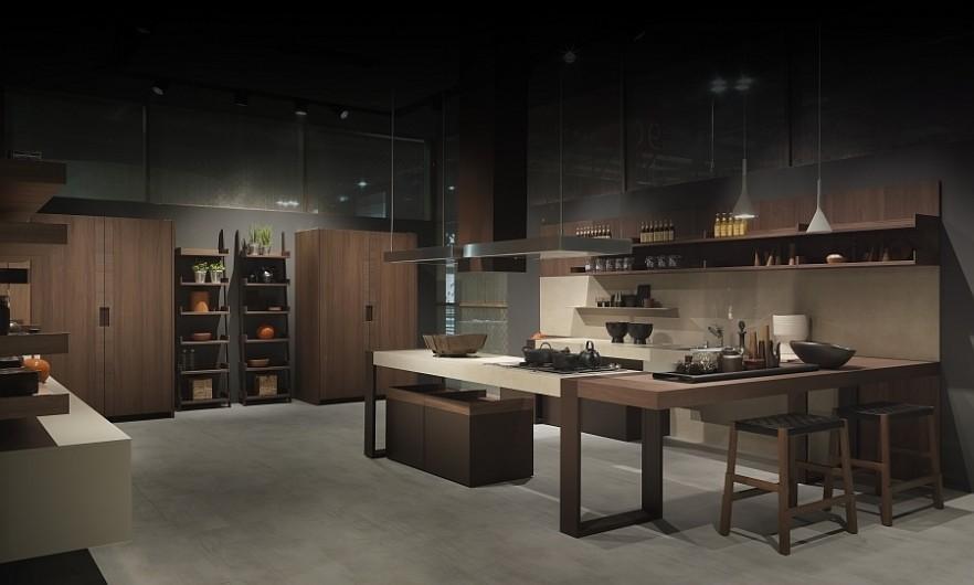 Stylish Modern And Minimalist Kitchen Designs By Pedini Founterior