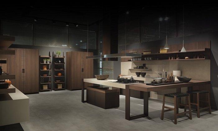 Stylish Modern And Minimalist Kitchen Designs By Pedini