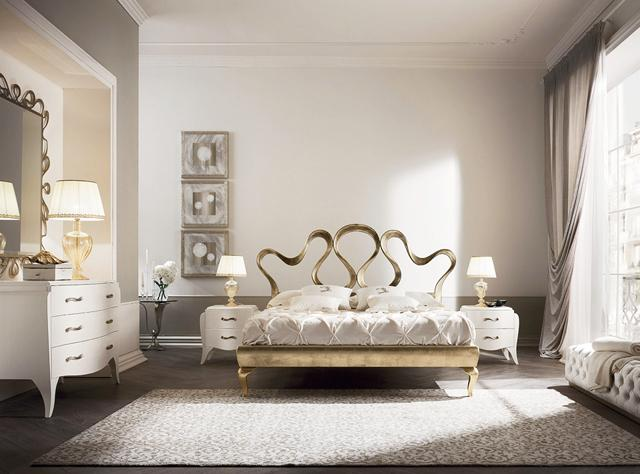 The Poetry of Pale Tones in a Modern Traditional Bedroom