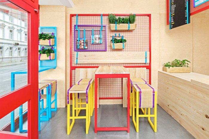 Small Restaurant Interior Design Kessalao In Bonn De
