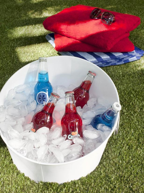 4th Of July Decorations And Outdoor Party Ideas Founterior