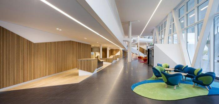 Swedbank Interior Design And Architecture By 3xn Founterior