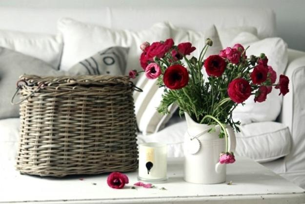 22 Home Decorating Ideas with Flowers and Vases
