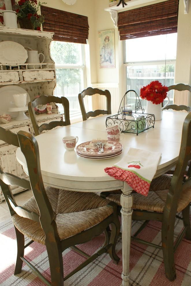 Shabby chic decorating ideas for sweet home interior - Shabby chic interior design ...