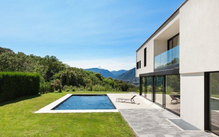 Contemporary Minimalist Garden And Landscape Ideas