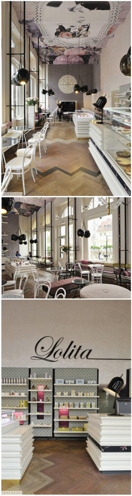 19 coffee shop and cafe interior design must-see images | founterior