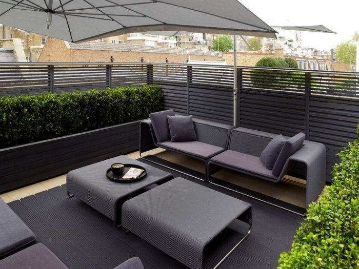 15 interesting and modern outdoor furniture ideas founterior for Modern garden furniture