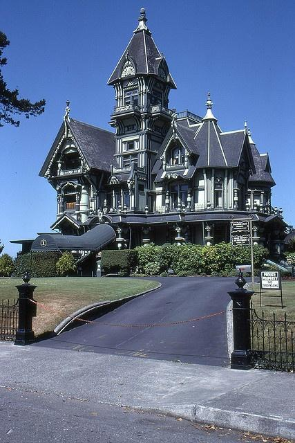 Old Victorian house with gothic touches | Founterior
