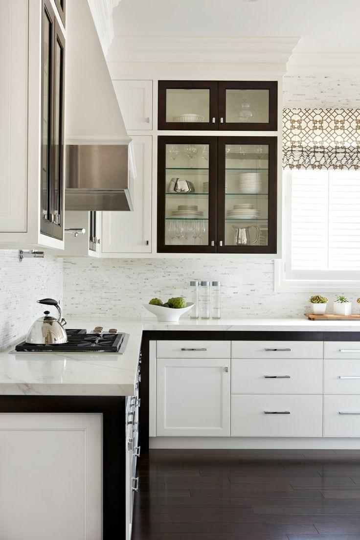 15 Examples of White Kitchen Interior Design Ideas ...