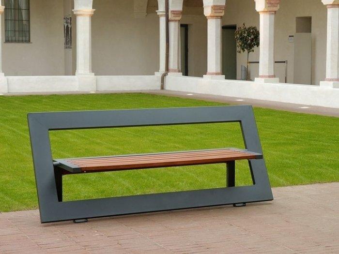 wonderful futuristic metal furniture design | 15 Interesting and Modern Outdoor Furniture Ideas ...