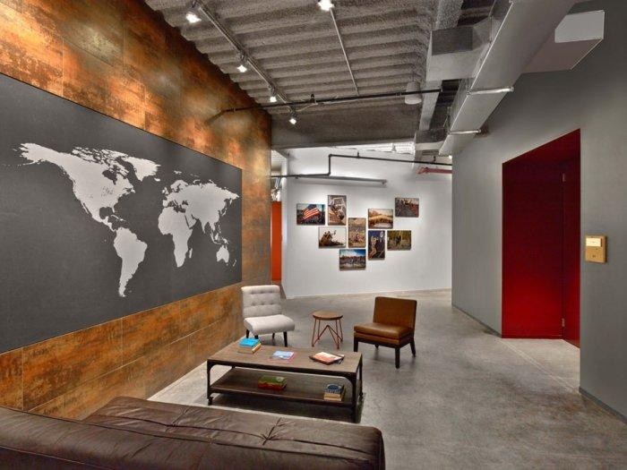 Hard Water Areas >> Modern Office Interior Design – Though Mudder's HQ ...