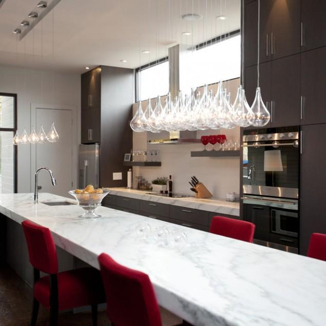 """Modern Kitchen Designs 2014: What Is A """"Messy Kitchen"""" And Why This Trend For Luxury"""