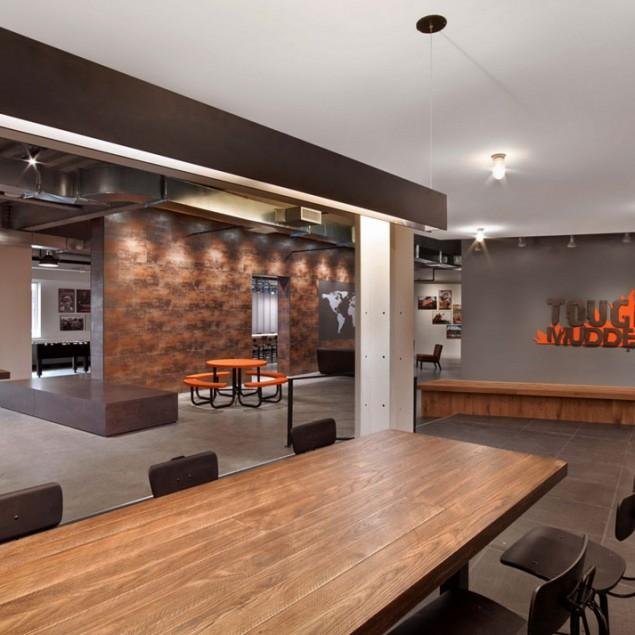 Modern Office Interior Design - Though Mudder's HQ