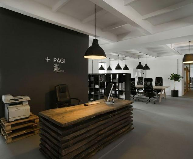 14 Modern and Creative Office Interior Designs