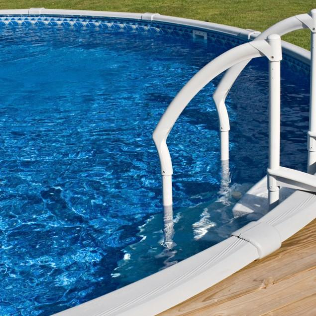 Stylish Outdoor Above the Ground Swimming Pools