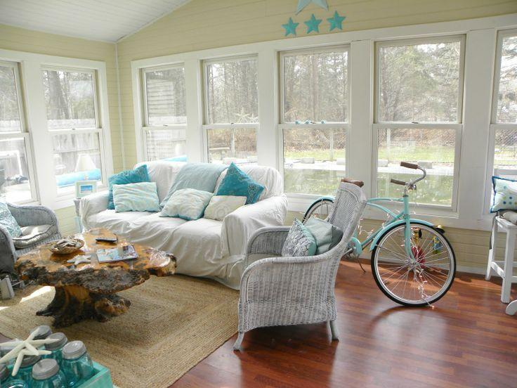 22 shabby chic furniture ideas founterior Beach cottage design plans