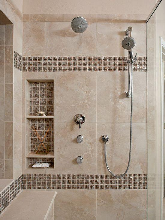 18 bathroom tiles design ideas from modern to classic for Bathroom tile designs 2012