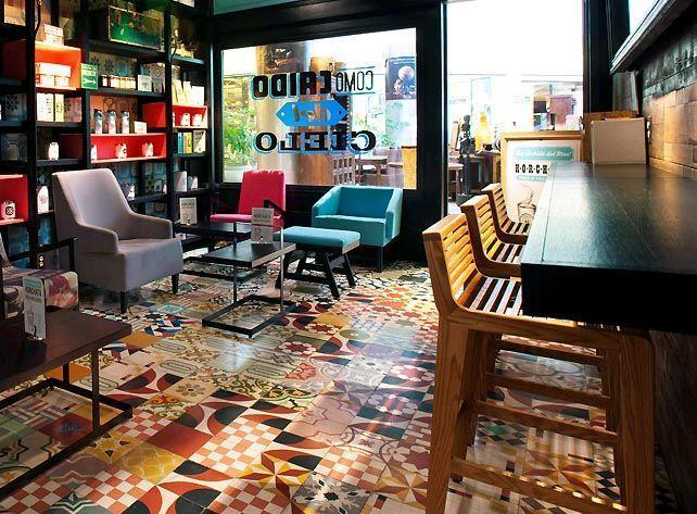 Modern cafe interior design ideas from all around the Interior design shops amsterdam
