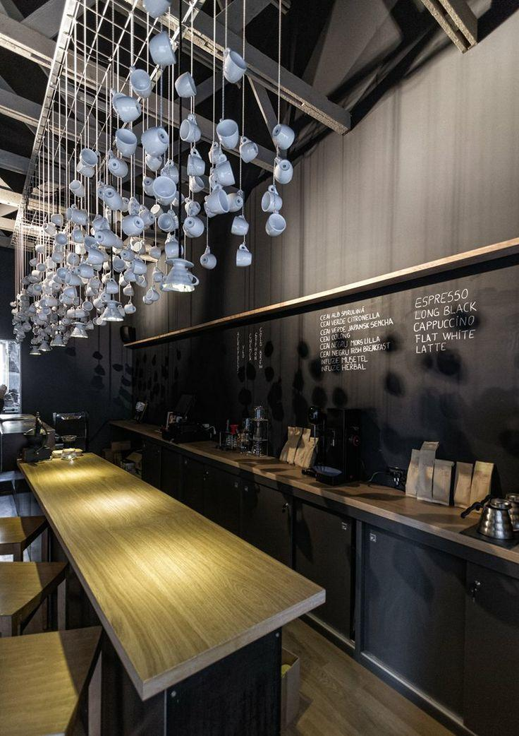 Modern cafe interior design ideas from all around the - Cafe interior design ...