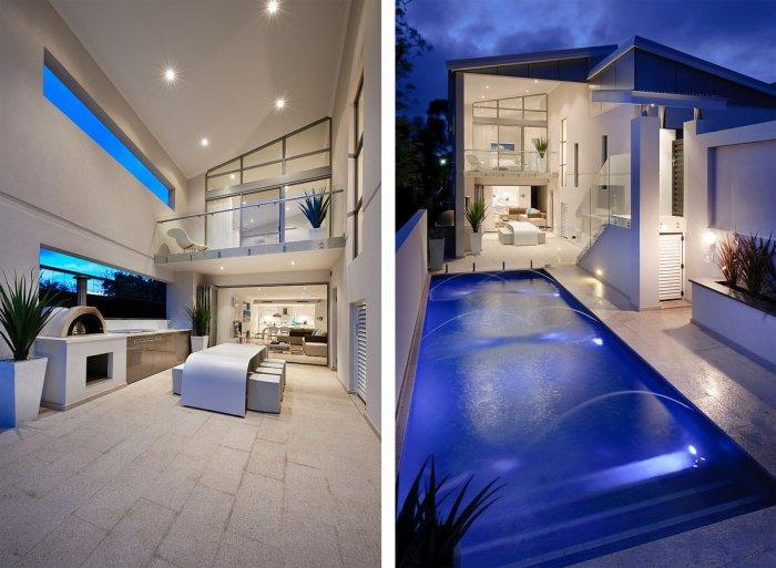 Contemporary interior - highlights from the Australian home