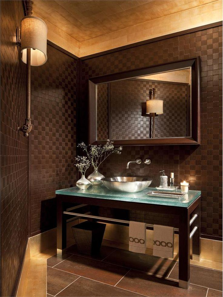 Toilet Room Designs: 18 Bathroom Tiles Design Ideas