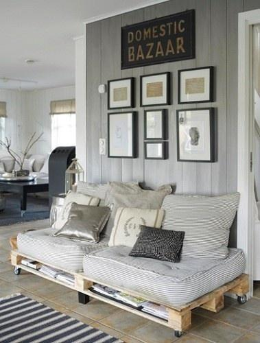 20 Euro Palettes Furniture Ideas Interior Inspiration