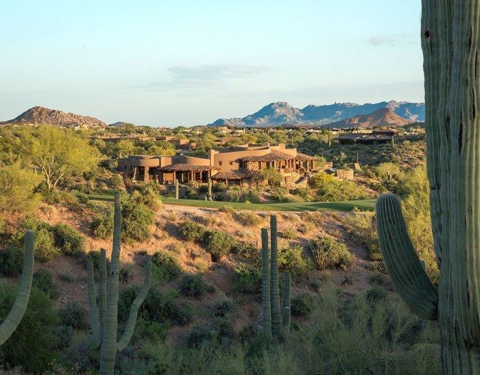 Luxurious traditional dessert house - located in the Arizona dessert
