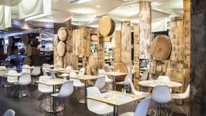 modern cafe interior design ideas from all around the world - Modern Cafe Ideas