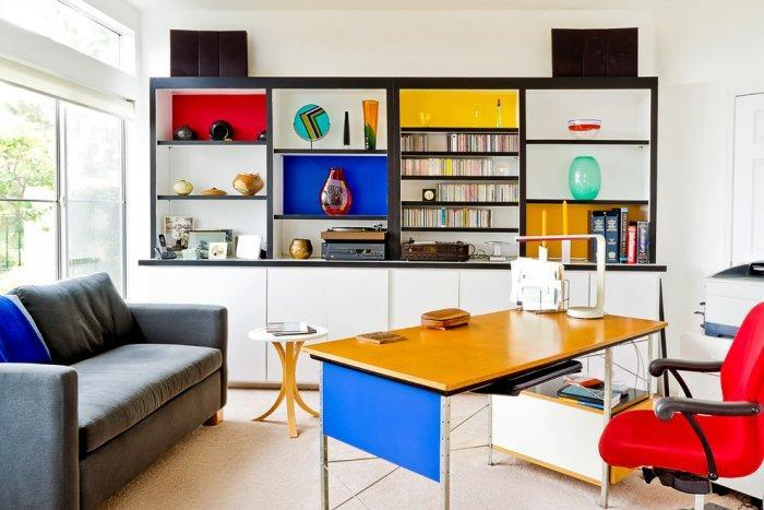Colorful Home Office 99+ ideas colorful home office on www.vouum