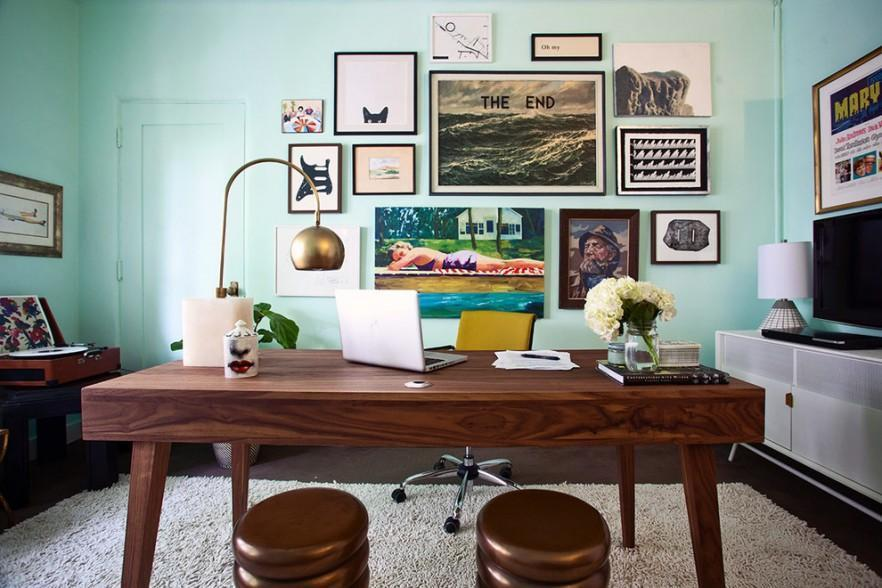 Home Office Design U2013 Tips About Organizing Space
