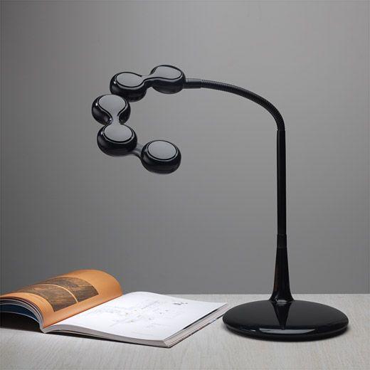 Modern lamp - contemporary concept for design