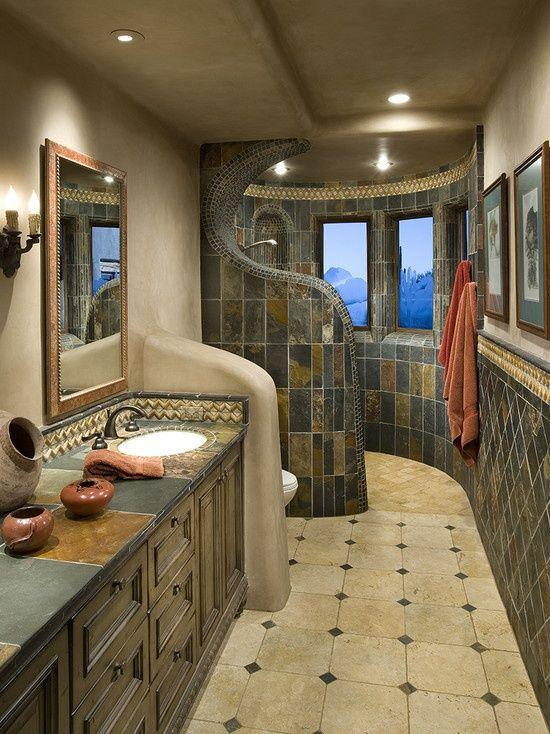 Roman tiles - for classic touch in the interior
