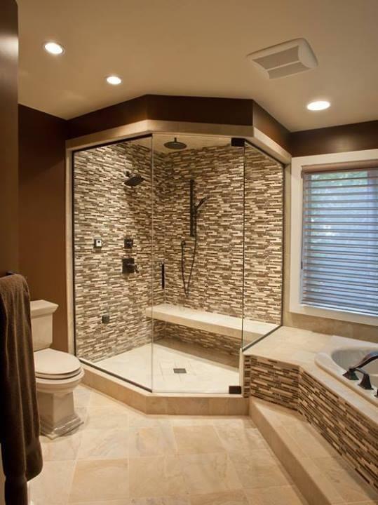 Stone tiles - for luxurious touches