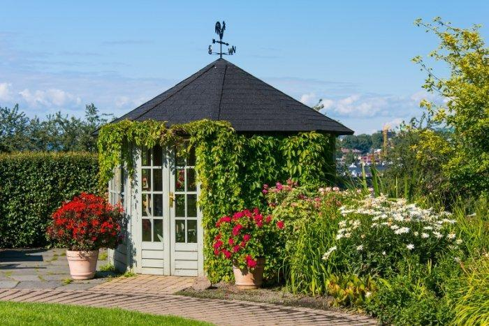Improvements to the Outdoor Shed for Design Enthusiasts