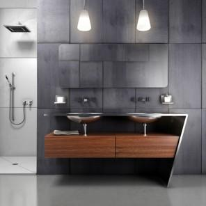 Bathroom sink with contemporary and inspiring design
