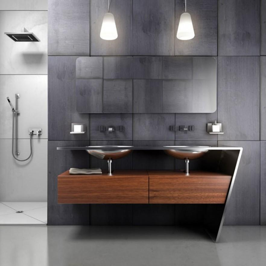 Bathroom Sink Designs and Ideas for a Modern Home | Founterior