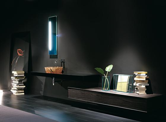 Black sink - with stylish contemporary design