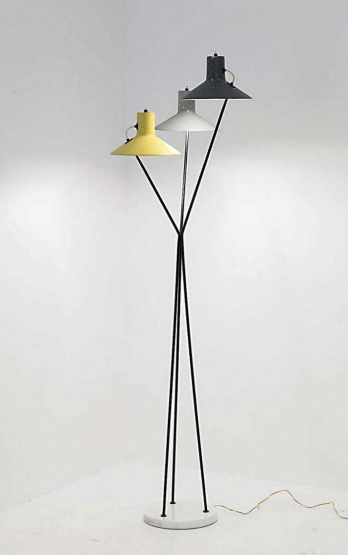 Casual modern lamps - in many colors