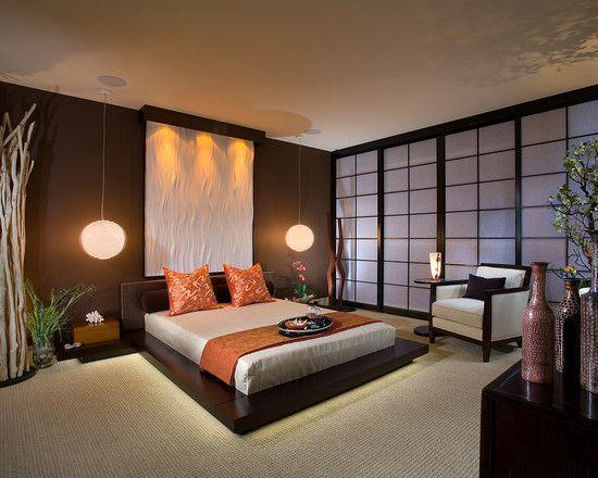 Feng shui bedroom tips for placement and colors founterior - Feng shui chambre a coucher ...