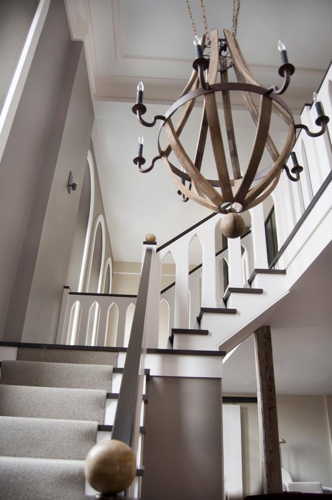 Lighting Basement Washroom Stairs: New Ways To Decorate Your Staircase