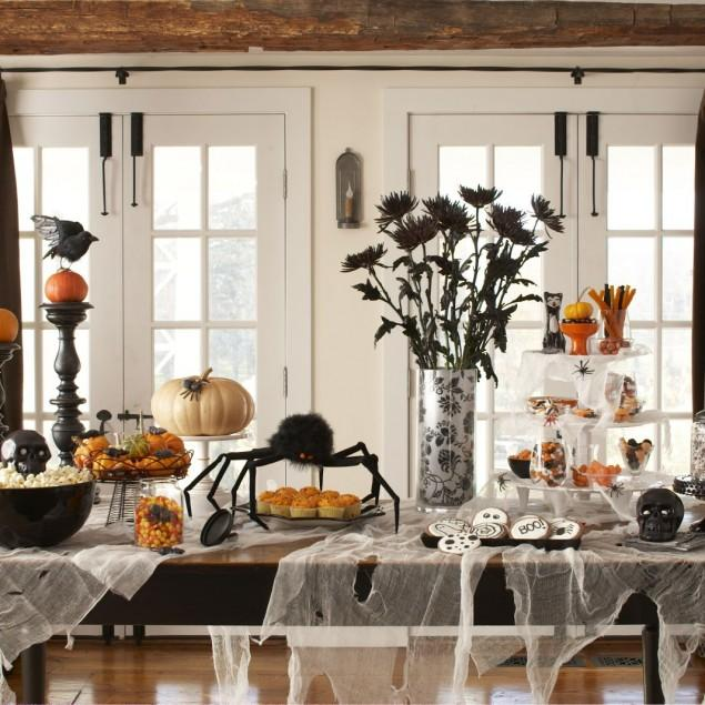DIY Halloween Decorations for Indoor and Outdoor Party